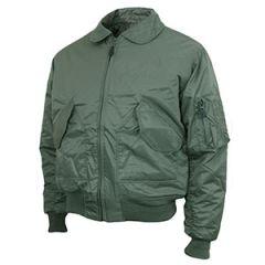 Olive Teesar US CWU Flight Jacket Thumbnail