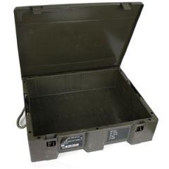Norwegian Army Plastic Ammo Box