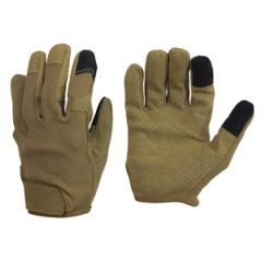 Dark Coyote Combat Touch Gloves - Thumbnail
