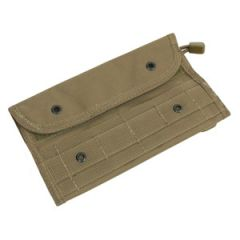 Dark Coyote Molle Wallet Pouch - Thumbnail