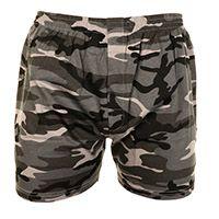 Boxer Shorts - Dark Camo