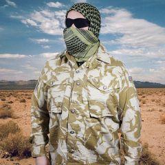 Desert Combat Fancy Dress Set