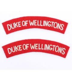 Duke of Wellingtons - Imperfect