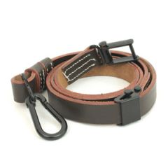 FG42 Leather Sling - Brown - Thumbnail