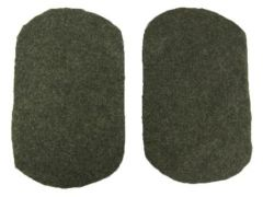 German Field Grey Uniform Repair Patches