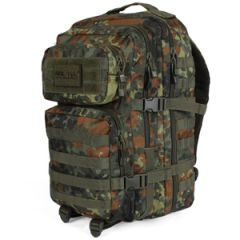 Flecktarn Camo MOLLE Assault Pack - Large size