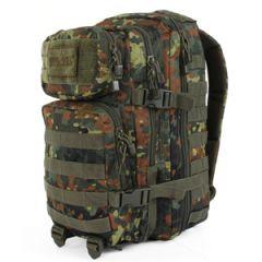 Flecktarn Camo MOLLE Assault Pack - Regular size