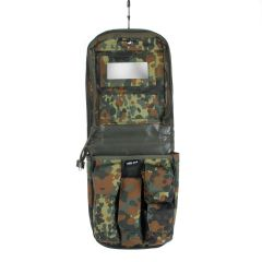 Flecktarn Camouflage Travel Wash Bag Thumbnail