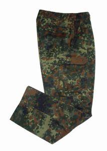 German Flecktarn Combat Trousers