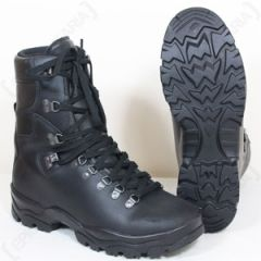 French Army Leather Combat Boots