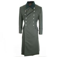 WW2 German Gabardine Greatcoat Thumbnail