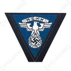 WW2 German NSKK BEVO Cap Eagle Dark Blue