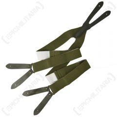 German Braces - Olive