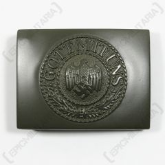 Army Green Belt Buckle
