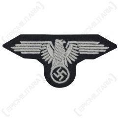 SS Arm Eagle - Grey thread
