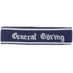 General Goring Cuff Title (Gothic) Blue Thumbnail