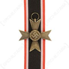WW2 German War Merit Cross 2nd Class without Swords