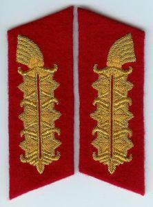 Field Marshal Collar Tabs