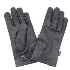 German Army Style Leather Gloves Thumbnail