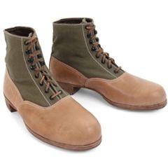 German DAK Low Boots Thumbnail