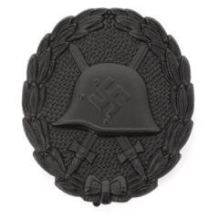 German Legion Condor Wound Badge - Black Thumbnail