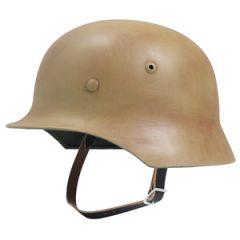 German M35 Helmet - Desert - Thumbnail