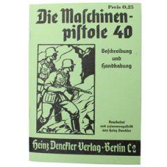 German MP38-40 Manual Thumbnail
