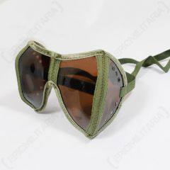 Tank Goggles and Case