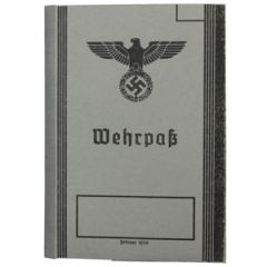 German Wehrpass – Early War Thumbnail