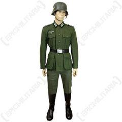 WW2 German M36 Enlisted Man Uniform Thumbnail