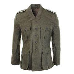 WW2 German M41 Field Grey Tunic - Imperfect