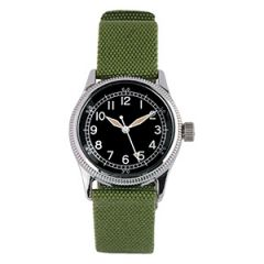 """The G.I."" US WW2 A-11 Pattern Military Service Watch"