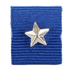 Gold Medal of Military Valour (Italian) Ribbon