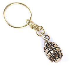 Grenade Keyring Thumbnail