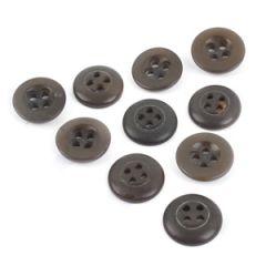 Grey Vintage Buttons - 1.4 cm Thumbnail