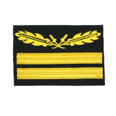 Gruppenfuhrer/Generalleutnant - Camo Rank Sleeve Insignia - Thumbnail