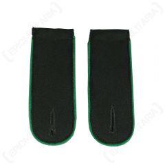 DAK Afrika Korps EM Shoulder Boards - Imperfect (Bad Backing Colour)1