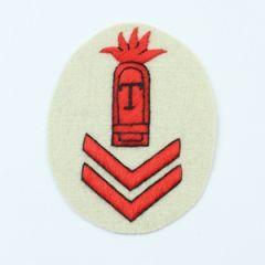 Kriegsmarine Gun Commander Senior Specialist Trade Badge - Imperfect Thumbnail