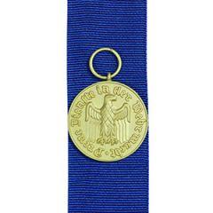 1957 Heer Long Service Medal - 12 years Thumbnail