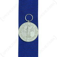 1957 Heer Long Service Medal - 4 years thumbnail