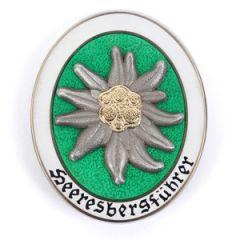 Heeresbergführer Enamel Badge Thumbnail