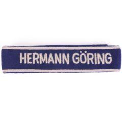 Hermann Goring (Block) Blue Thumbnail