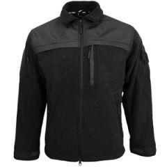 Hextac Elite Fleece Jacket - Black - Thumbnail
