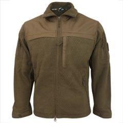 Hextac Elite Fleece Jacket - Dark Coyote - Thumbnail