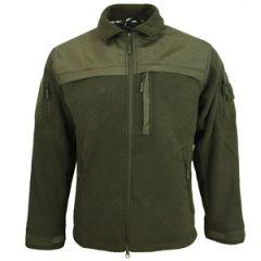 Hextac Elite Fleece Jacket - Olive - Thumbnail
