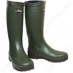 Jersey Hunting Wellington Boots