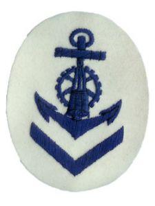 WW2 Kriegsmarine Blocking Weapons Senior NCO Trade Badge