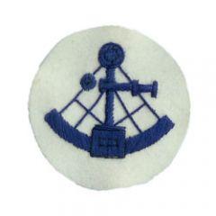 WW2 Kriegsmarine Navigator EM Trade Badge
