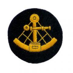 Kriegsmarine Navigator EM Trade Badge