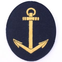 Kriegsmarine Anchor NCO Trade Badge Thumbnail